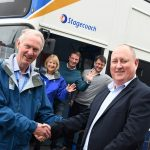Stagecoach donates Bluebell!