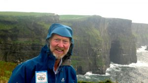 Brian cliffs of Moher